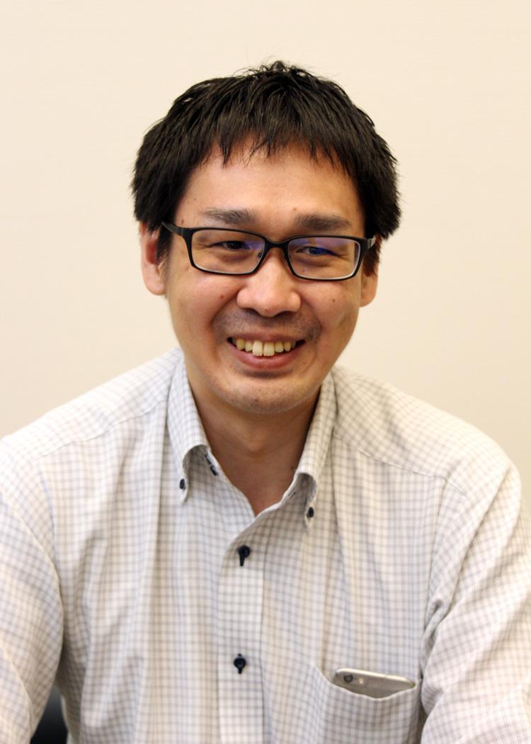 橋本雅人氏