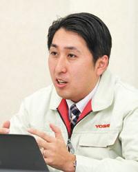 大塚慎仁氏